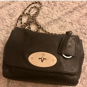 Mulberry Lily Bag - Black